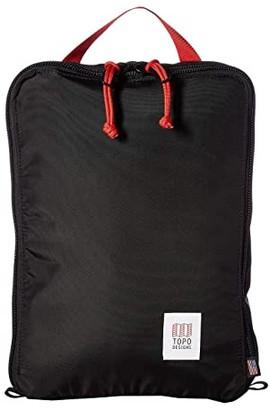 Topo Designs Pack Bags (Black) Bags