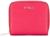 Furla zip around mini wallet - women - Leather - One Size