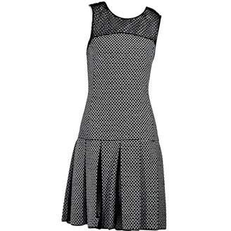 Oscar de la Renta \N Black Cotton Dresses