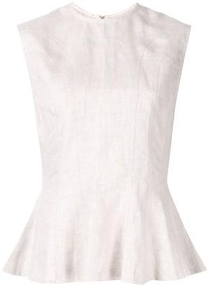 Karen Walker Serapis blouse
