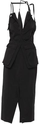 Jacquemus 3/4 length dresses