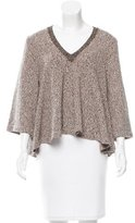 Apiece Apart High-Low Knit Sweater w/ Tags
