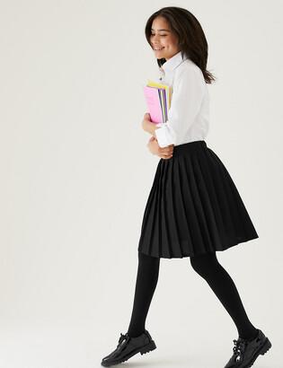 Marks and Spencer Girls' Adaptive School Skirt