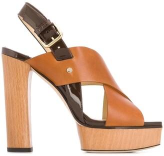Jimmy Choo Aix sandals