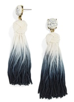 BaubleBar Sarina Tassel Earrings