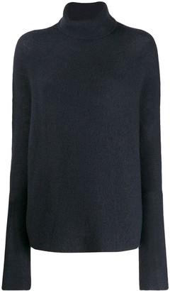 Christian Wijnants Oversized Roll-Neck Sweater