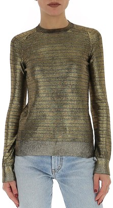 Saint Laurent Knitted Jumper