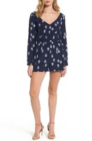 Cupcakes And Cashmere Women's Harley Romper