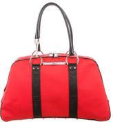Christian Dior Jersey Knit Shoulder Bag