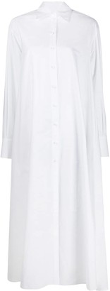 Valentino Long Shirt Dress