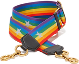 Marc Jacobs Rainbow Handbag Strap With Stars