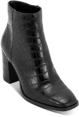 Dolce Vita Women's Fiola Block Heel Booties