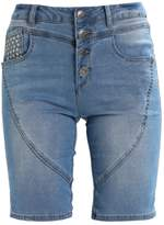 Culture NANJA Denim shorts blue wash