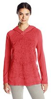 Lucky Brand Women's Textured Pullover Sweater