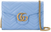 Gucci GG Marmont matelassé bag - women - Leather/metal - One Size