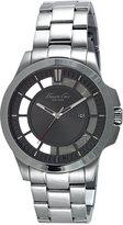 Kenneth Cole New York Men's Stainless Steel Bracelet Watch 45mm 10027446
