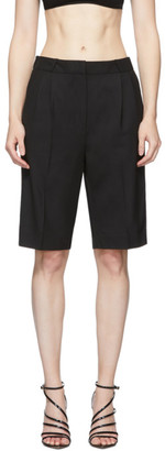 Coperni Black Loose Bermuda Shorts
