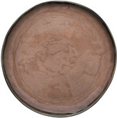 Serax - Pure Round Plate - Brown - Large