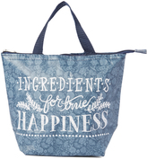 Tricoastal Design 'Ingredients for Happiness' Insulated Lunch Tote