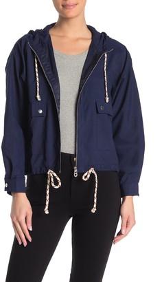 Blu Pepper Woven Jacket