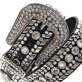 Big Bright Western Belt for Women With Lots of Gorgeous Studded Rhinestones