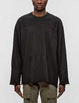 Stampd Washed Down L/S Crewneck Sweatshirt