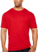 The Foundry Supply Co. The Foundry Big & Tall Supply Co.-Big and Tall Mens Crew Neck Short Sleeve T-Shirt