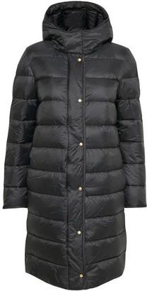 Part Two - Sanika Black Coat - DK34 Uk8