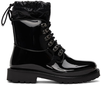 Moncler Black Galaxite Boots