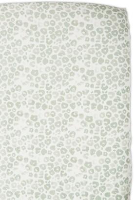 Pehr Poppy Organic Cotton Crib Sheet
