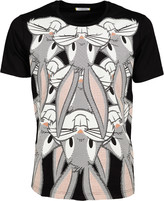 Iceberg Bunny Print T-Shirt