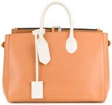 Calvin Klein open top tote bag