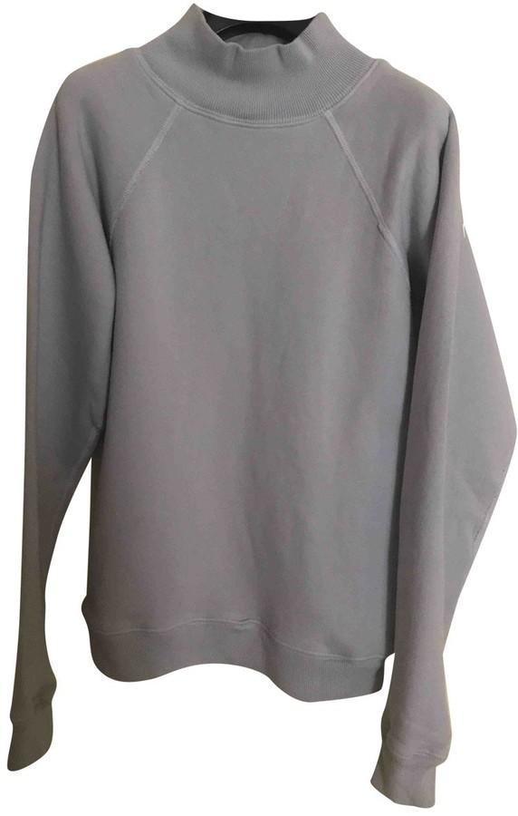 AGOLDE Grey Cotton Knitwear for Women
