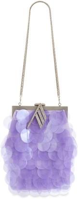 ATTICO Jackie Maxi Sequined Bag