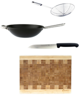 Berghoff Asian Complete Cook Set (4 PC)