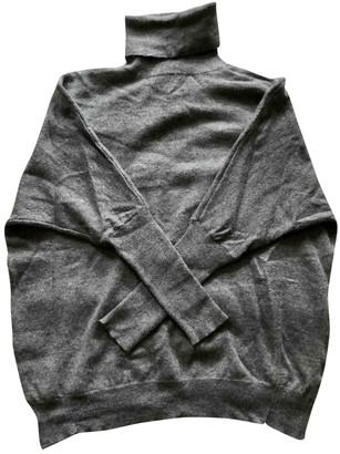Ganni Grey Cashmere Knitwear for Women