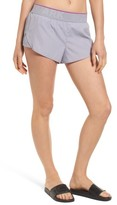 Ivy Park Women's Perforated Panel Runner Shorts