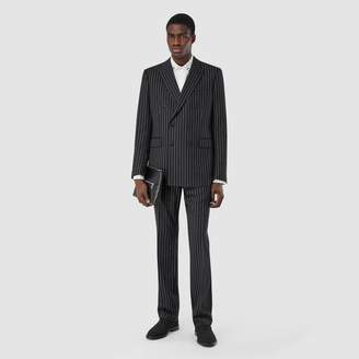Burberry English Fit Pinstriped Wool Suit