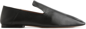 Arket Leather Loafers