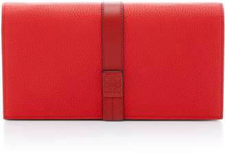 Loewe Textured-Leather Shoulder Bag