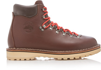 Diemme Roccia Brown Leather Hiking Boots
