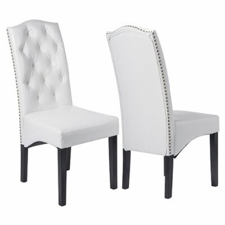 Otha Upholstered Dining Chair Alcott Hill