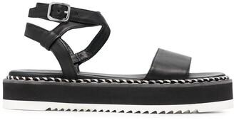AGL Myrte flatform sandal