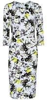 Erdem Allegra floral-printed dress