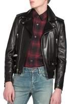 Saint Laurent Classic Leather Jacket