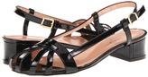 Robert Clergerie Sarman (Black Patent) - Footwear