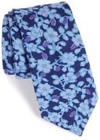 Ted Baker Men's Floral Cotton Tie