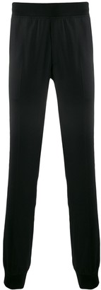 Lanvin Mid-Rise Track Trousers