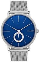 Skagen 'Hagen' Mesh Strap Watch, 40mm