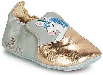 Catimini LICORNETTE girls's Flip flops in Grey